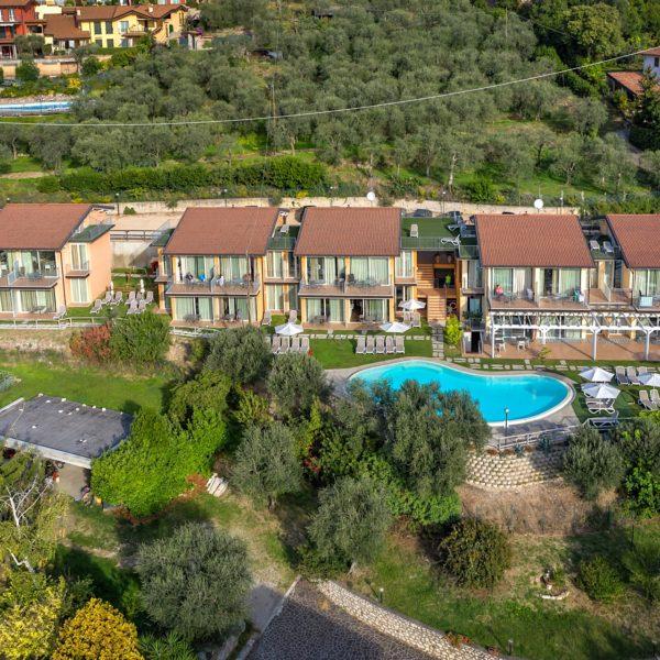 Residence con piscina Toscolano Maderno