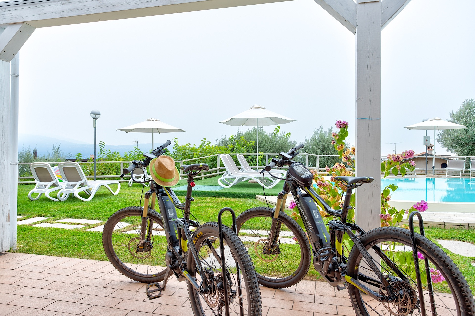 Noleggio E-bike Lago di Garda